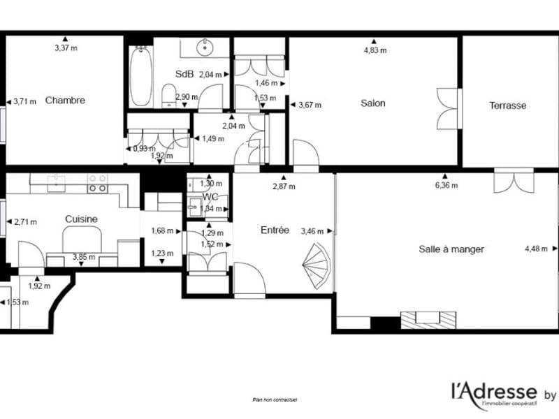 Vente appartement Louveciennes 660000€ - Photo 14