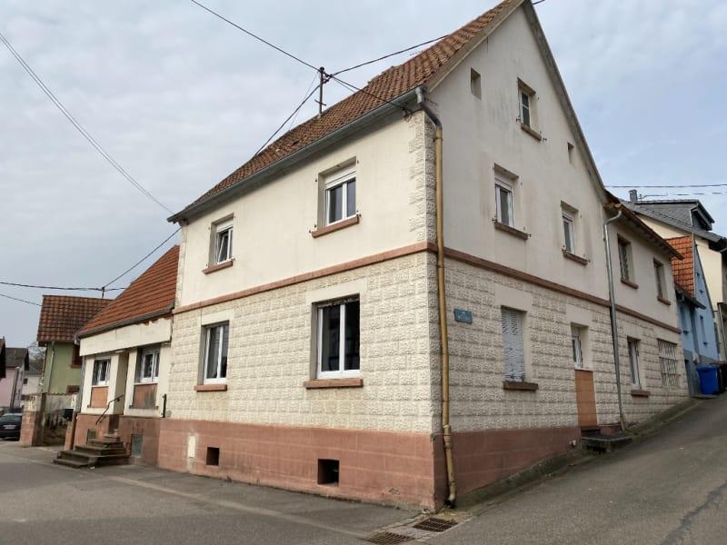 Vente maison / villa Mothern 259000€ - Photo 10