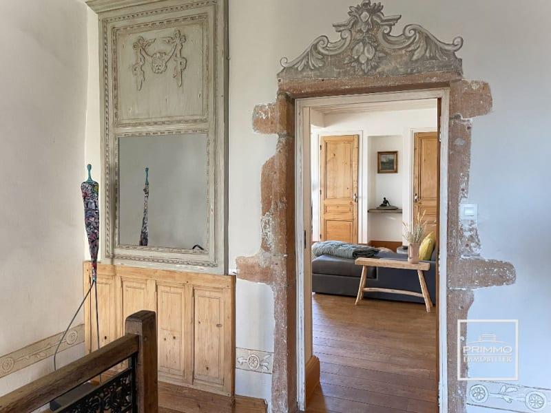 Vente maison / villa Chazay d azergues 1620000€ - Photo 11