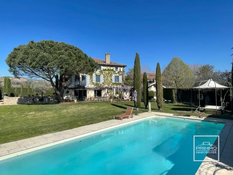 Vente maison / villa Chazay d azergues 1620000€ - Photo 14