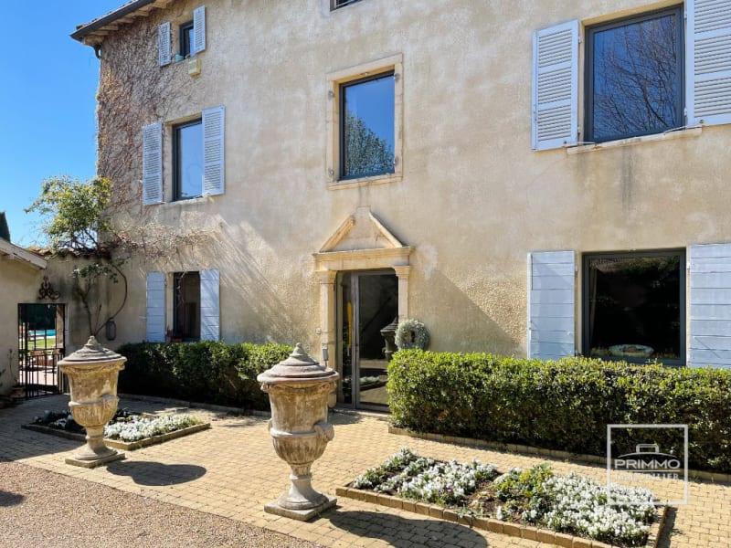 Vente maison / villa Chazay d azergues 1620000€ - Photo 16