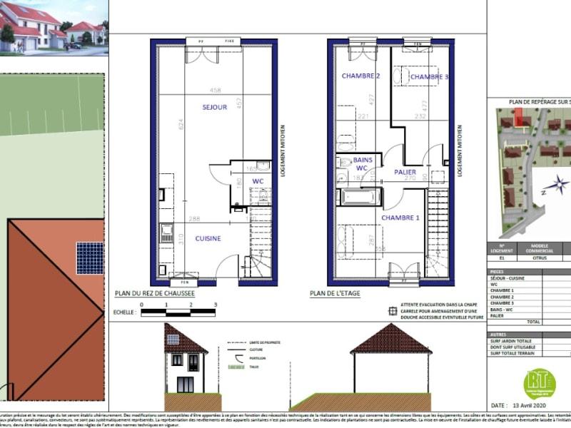 Sale house / villa Bourgoin jallieu 181900€ - Picture 12