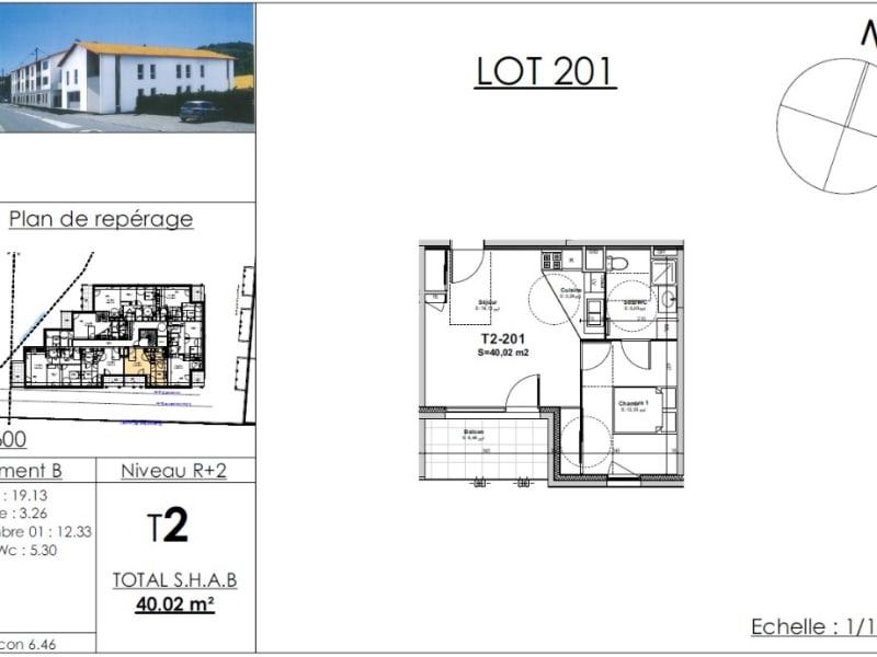 Sale apartment Nivolas vermelle 133643€ - Picture 4