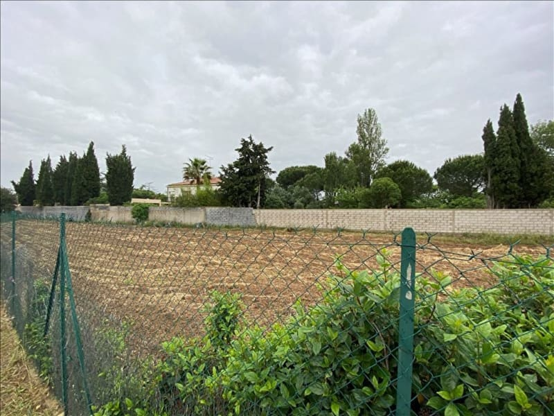 Sale site Montady 132000€ - Picture 2