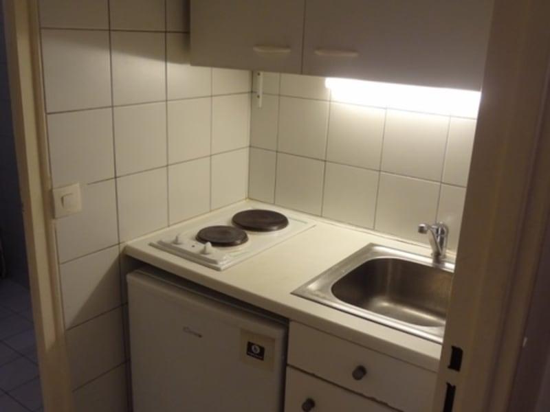 Rental apartment Paris 16ème 860€ CC - Picture 11