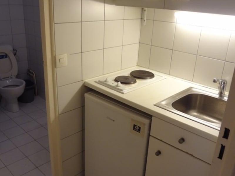 Rental apartment Paris 16ème 860€ CC - Picture 14