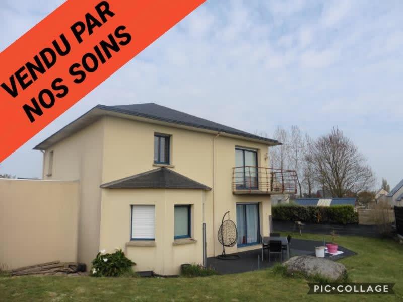 Sale house / villa Lannilis 262000€ - Picture 7