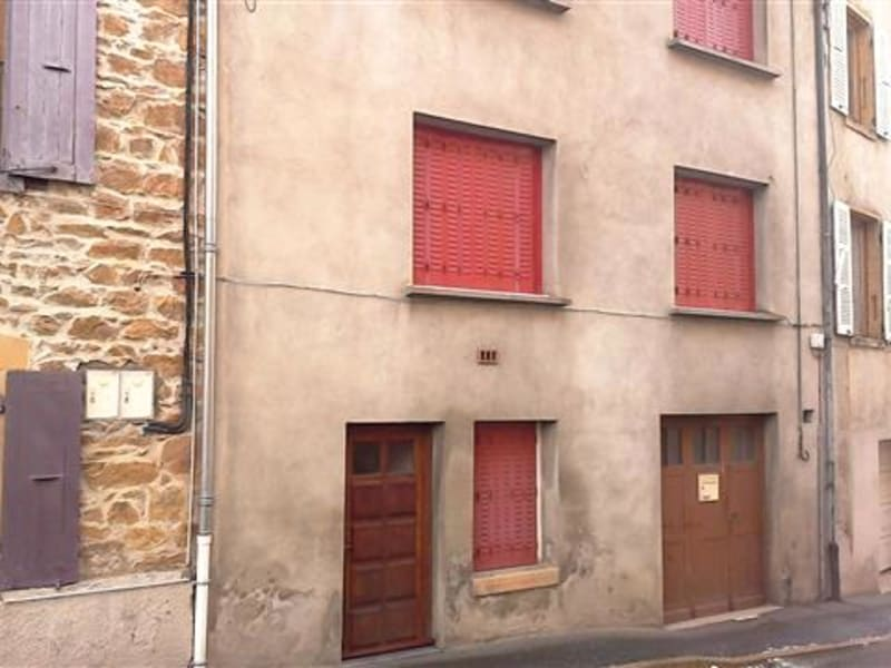Location maison / villa Chambost allieres 468€ CC - Photo 12