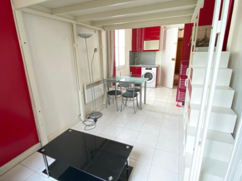 Location appartement Paris 5ème 890€ CC - Photo 8