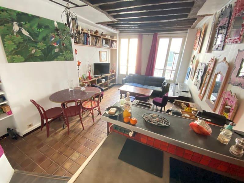 Vente appartement Paris 2ème 618000€ - Photo 16