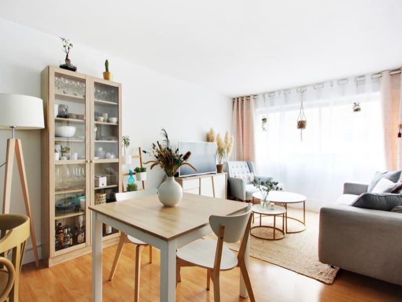Vente appartement Paris 20ème 415000€ - Photo 11