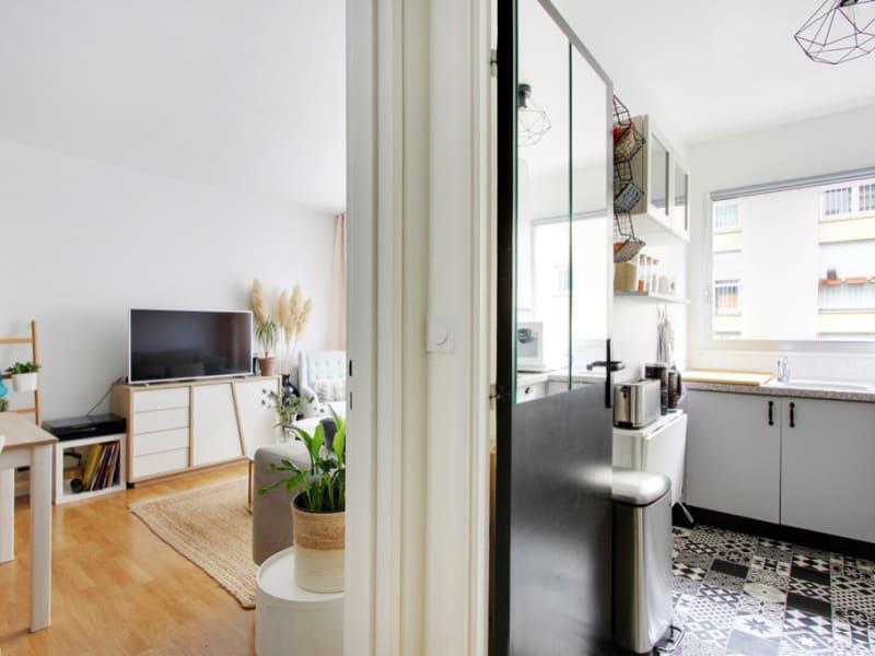 Vente appartement Paris 20ème 415000€ - Photo 14
