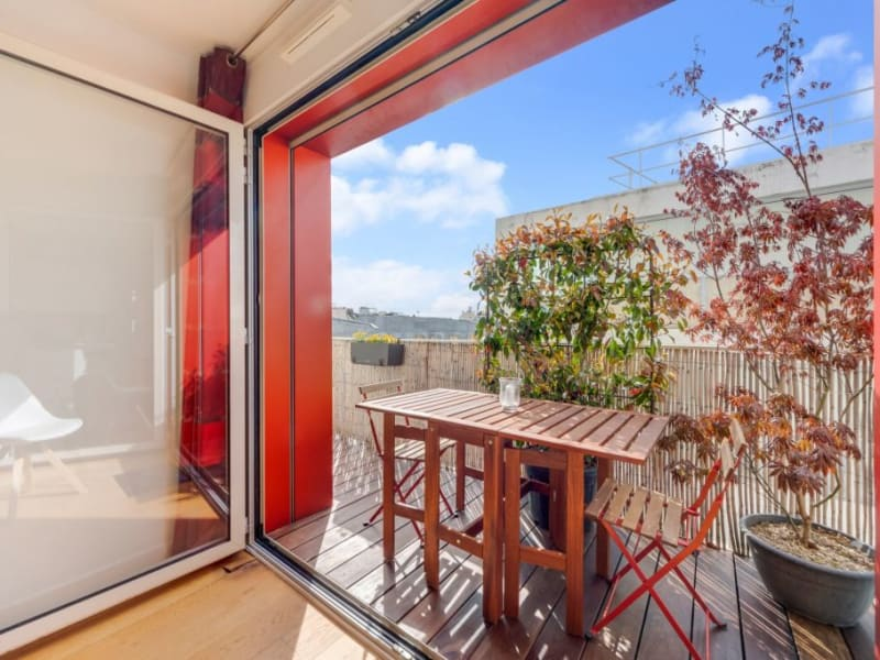 Vente de prestige appartement Paris 17ème 785000€ - Photo 12