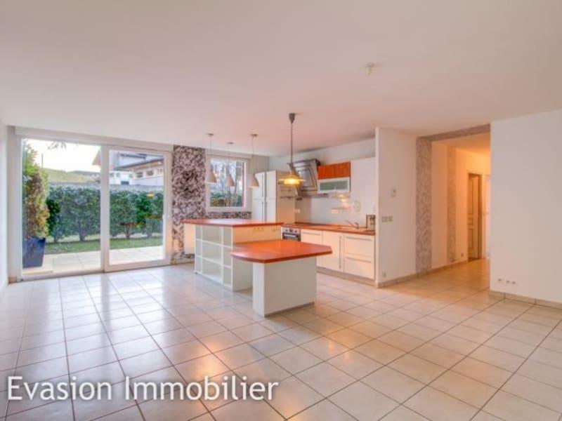 Sale apartment Magland 225000€ - Picture 4