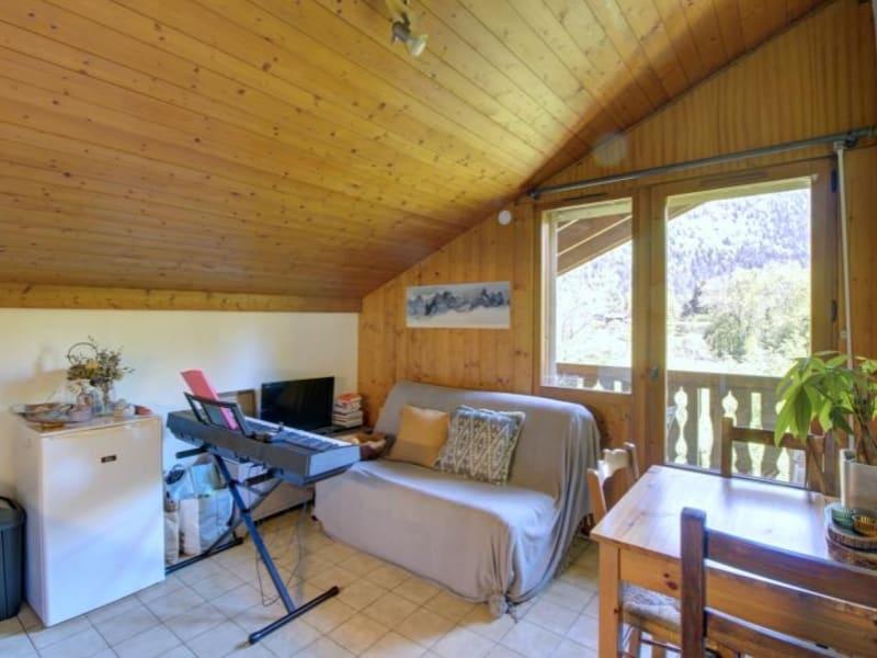 Rental apartment Servoz 500€ CC - Picture 4
