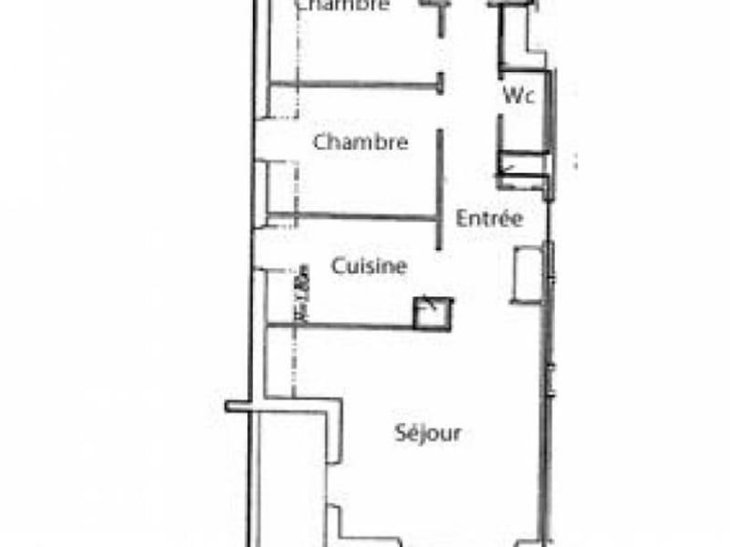 Vente appartement Souffelweyersheim 225000€ - Photo 8