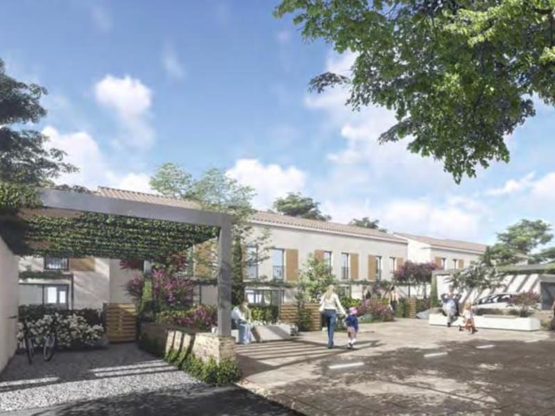 Sale house / villa Mouries 220000€ - Picture 4