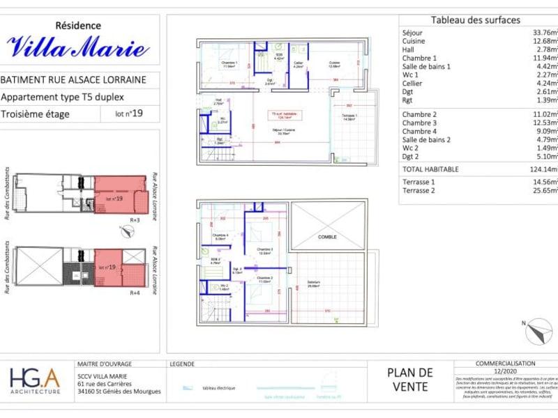 Deluxe sale apartment Le grau du roi 871000€ - Picture 13