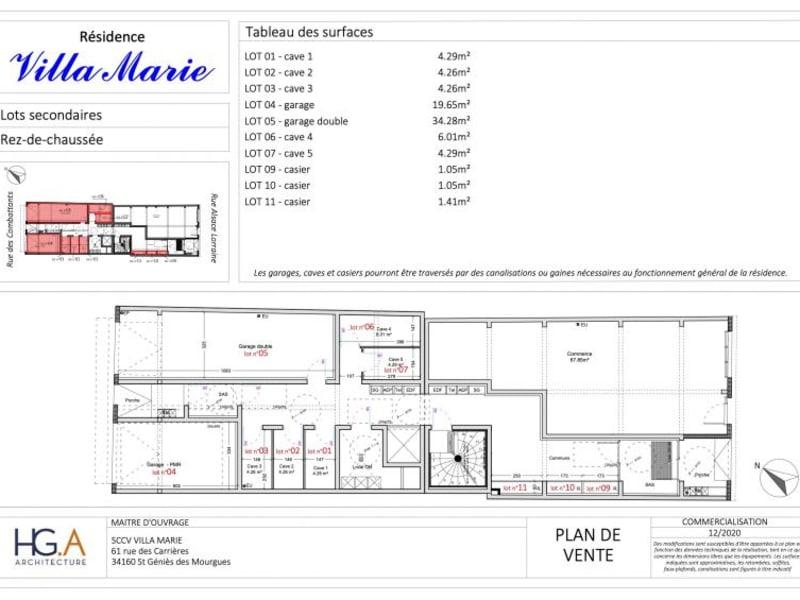 Deluxe sale apartment Le grau du roi 871000€ - Picture 14