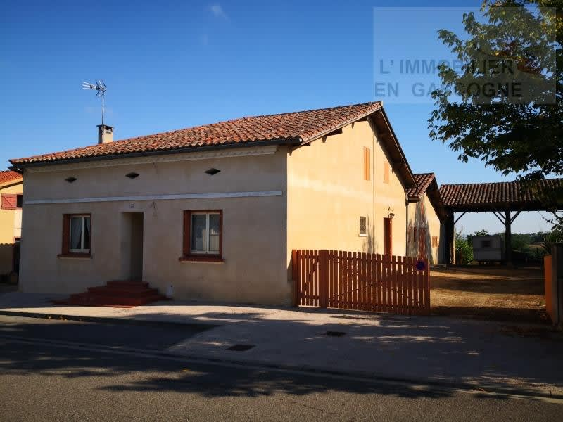 Venta  casa L isle jourdain 283000€ - Fotografía 8