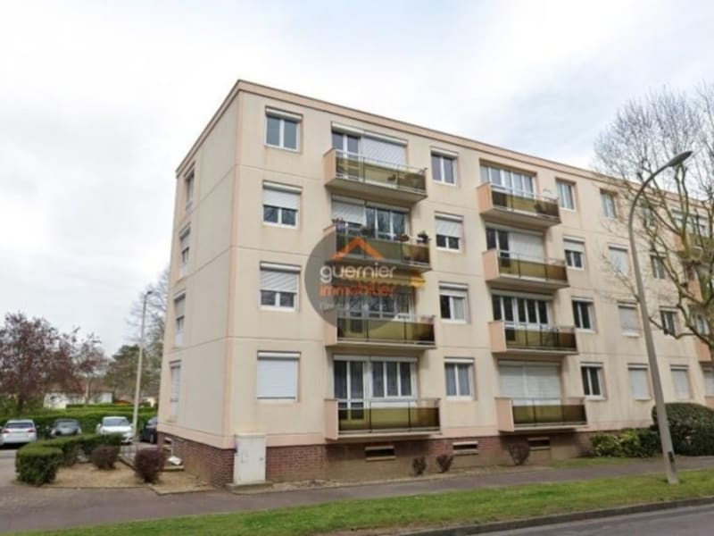 Sale apartment Le grand quevilly 113000€ - Picture 9