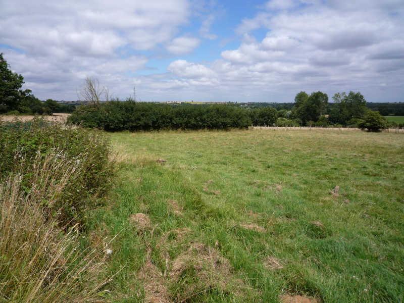 Vente terrain Souvigne 31200€ - Photo 2