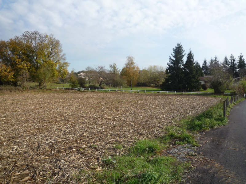 Vente terrain Exireuil 33500€ - Photo 6