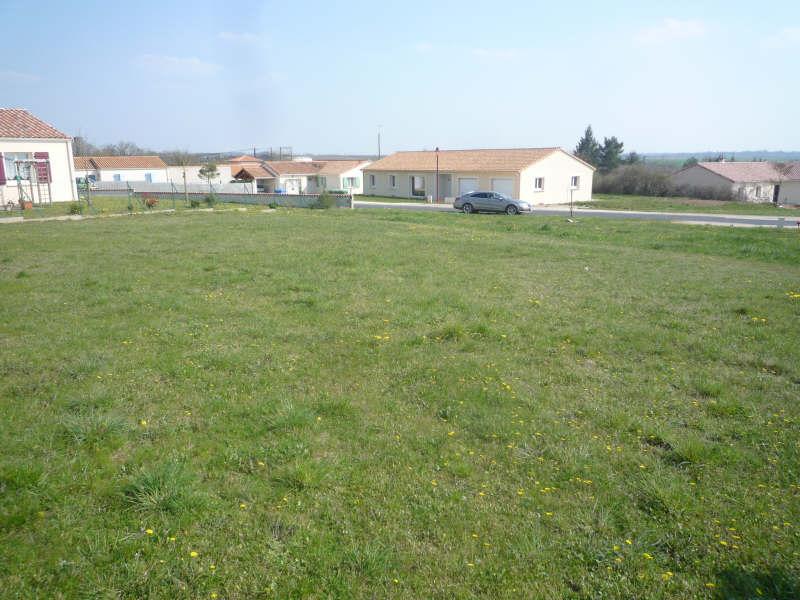 Vente terrain Pamproux 23400€ - Photo 6