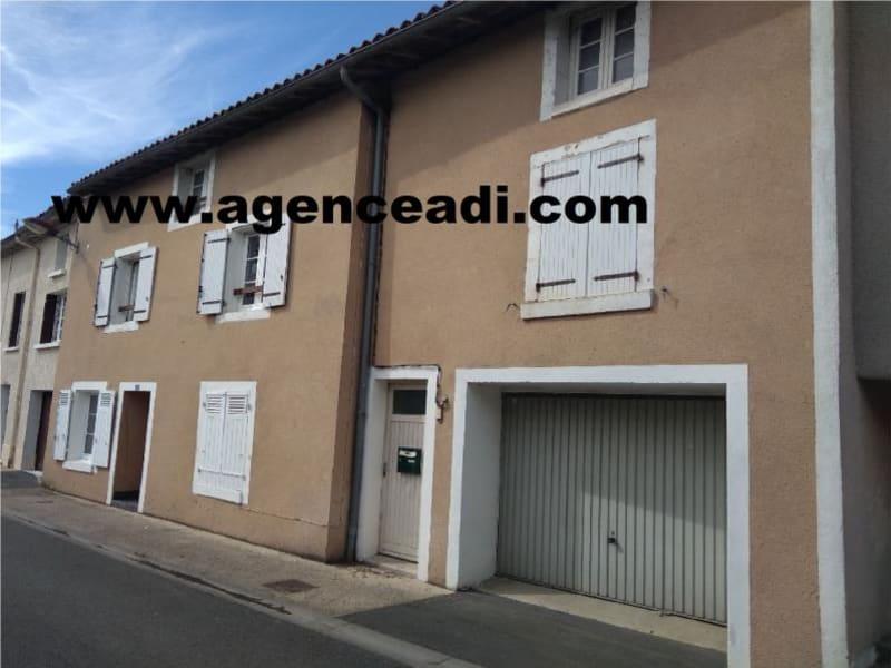 Vente maison / villa La mothe st heray 130900€ - Photo 5