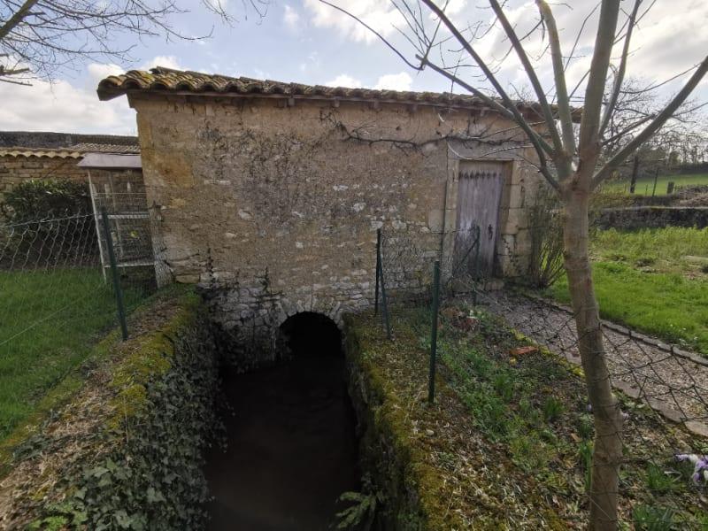 Vente maison / villa La mothe saint heray 128100€ - Photo 11