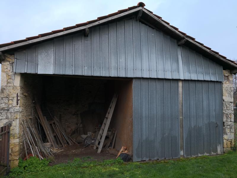 Vente terrain La mothe st heray 18200€ - Photo 7