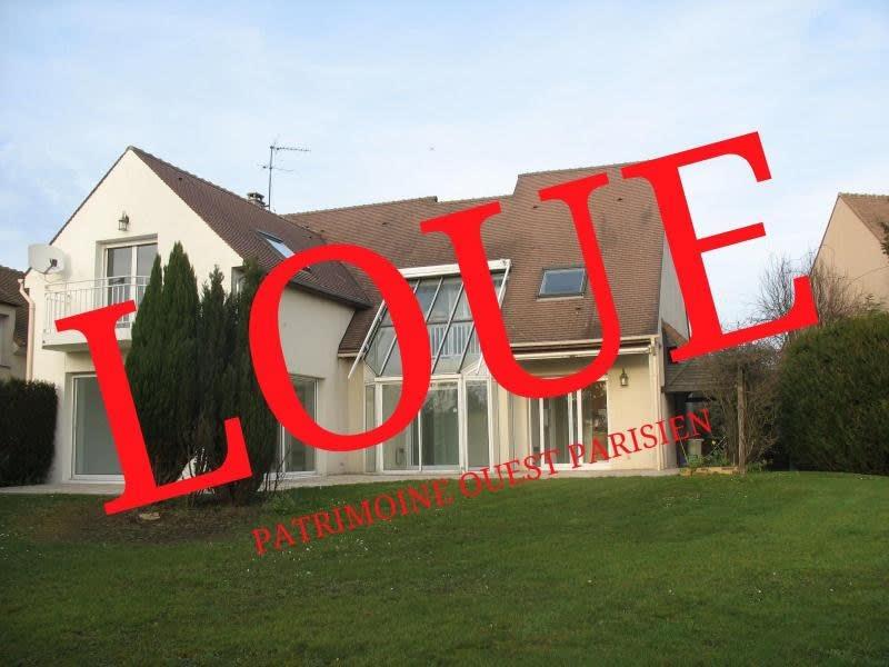 Location maison / villa St nom la breteche 3000€ CC - Photo 2