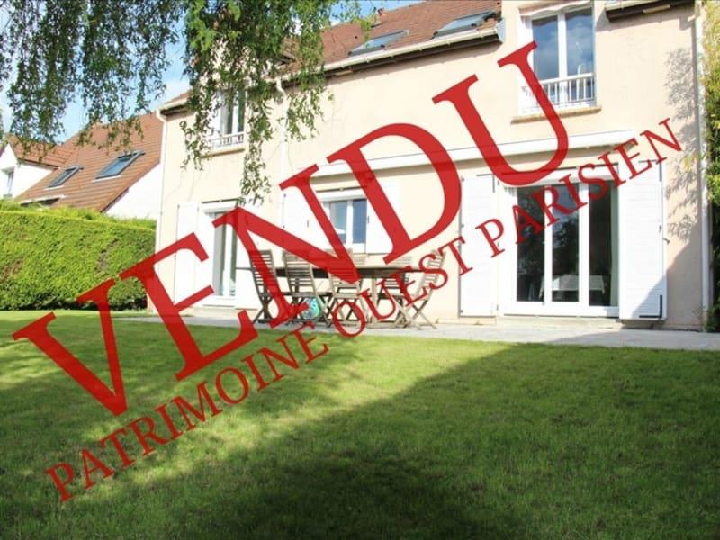 Vente maison / villa Orgeval 480000€ - Photo 2
