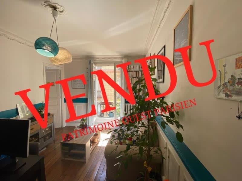 Vente appartement Paris 13ème 349800€ - Photo 2