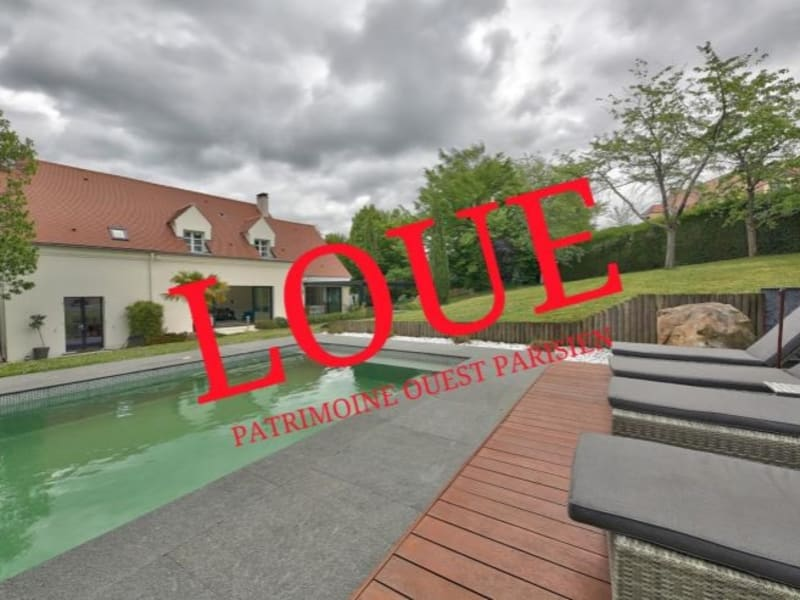 Rental house / villa Chambourcy 7000€ CC - Picture 1