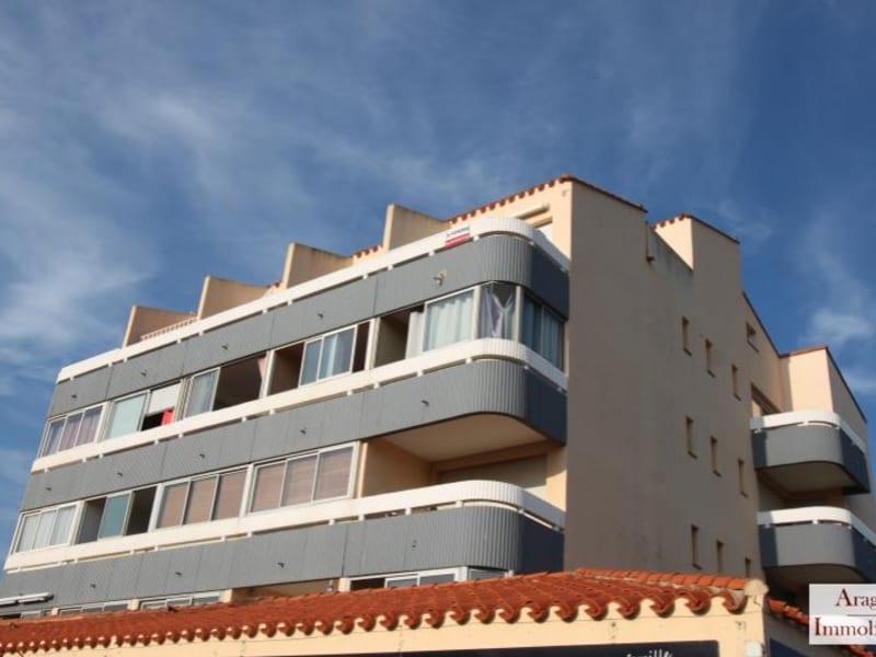 Sale apartment Le barcares 57000€ - Picture 8