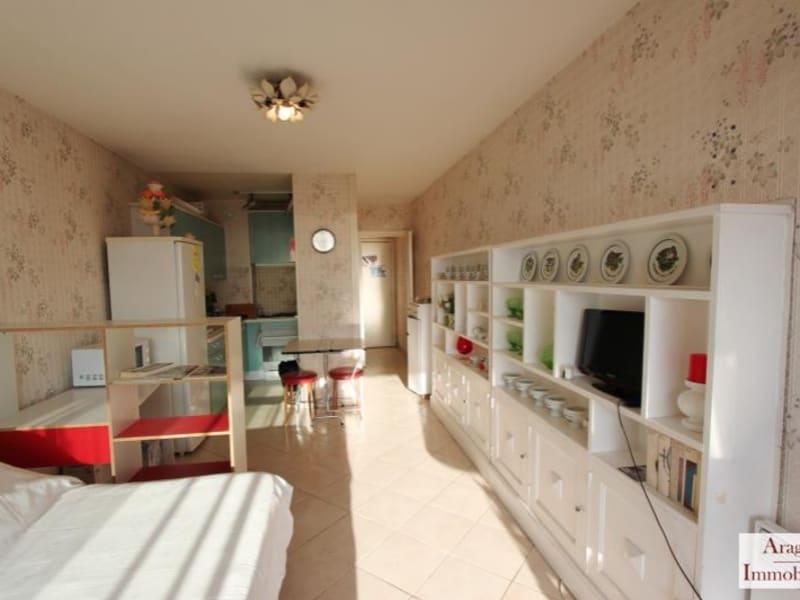Sale apartment Le barcares 57000€ - Picture 10
