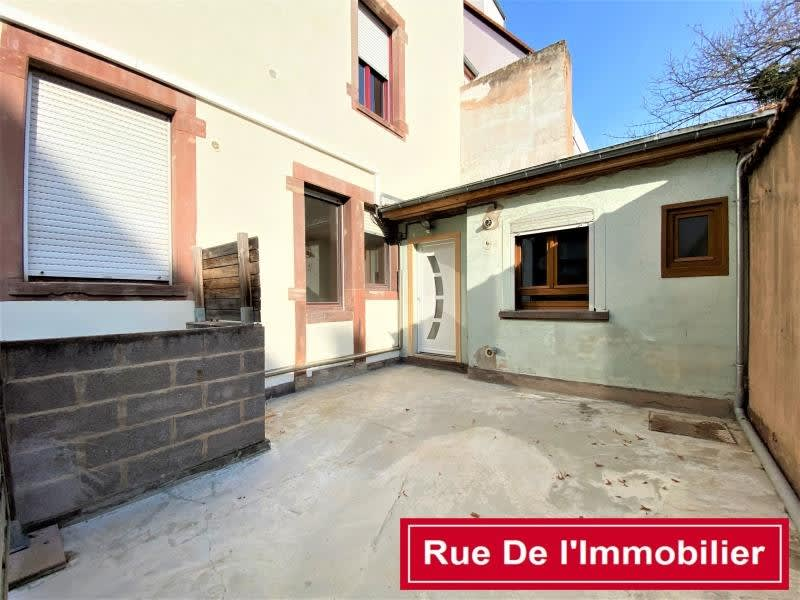 Vente appartement Haguenau 112300€ - Photo 11