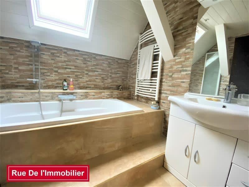 Vente maison / villa Bischwiller 432500€ - Photo 8