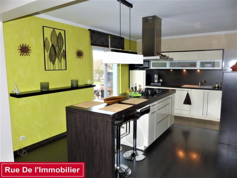 Sale house / villa Betschdorf 264000€ - Picture 2