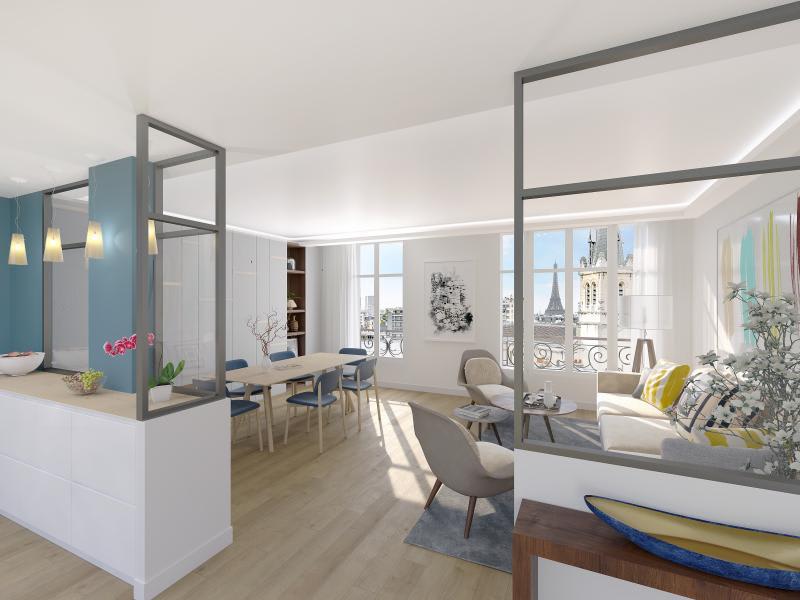 Vente appartement Paris 15ème 1711269€ - Photo 14