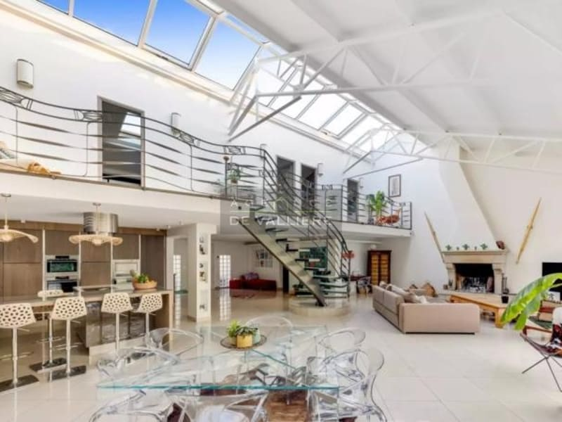 Deluxe sale house / villa Rueil malmaison 1420000€ - Picture 4