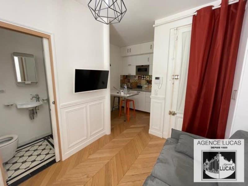 Location appartement Paris 17ème 695€ CC - Photo 12