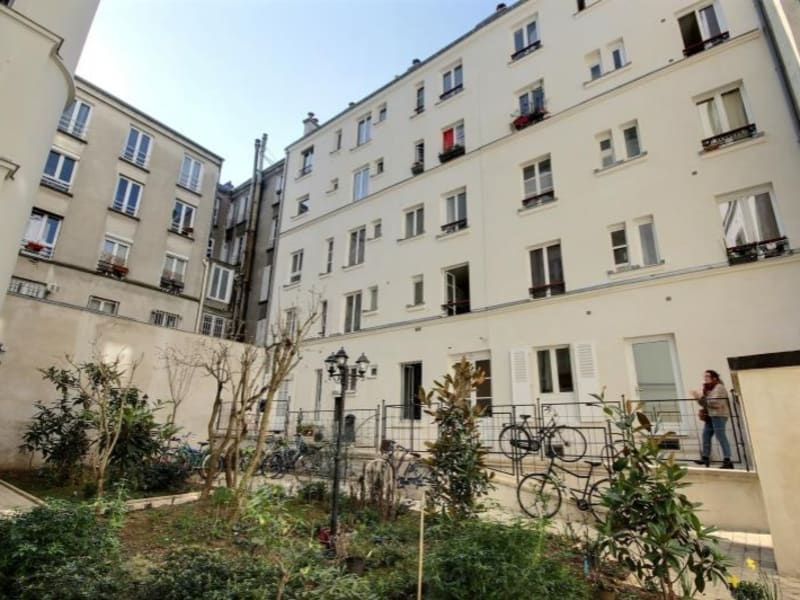 Sale apartment Paris 18ème 105000€ - Picture 9
