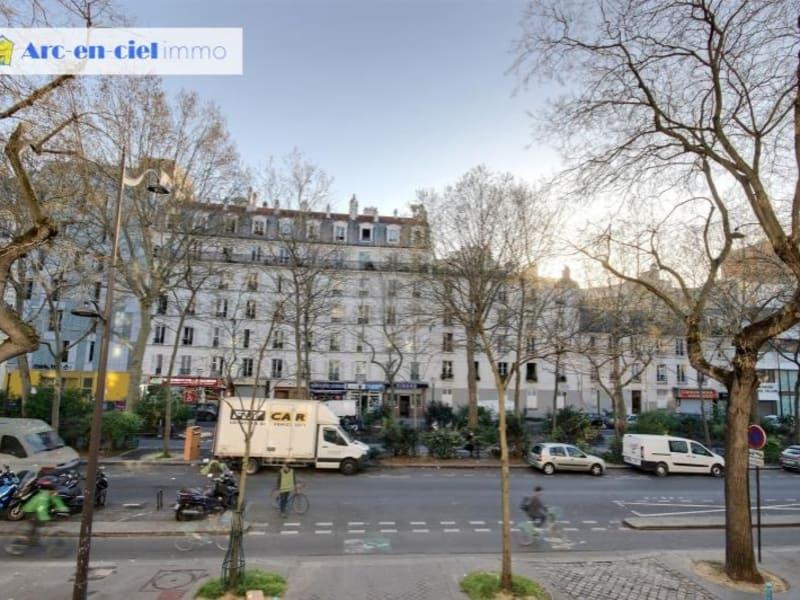 Verkauf wohnung Paris 19ème 520000€ - Fotografie 13