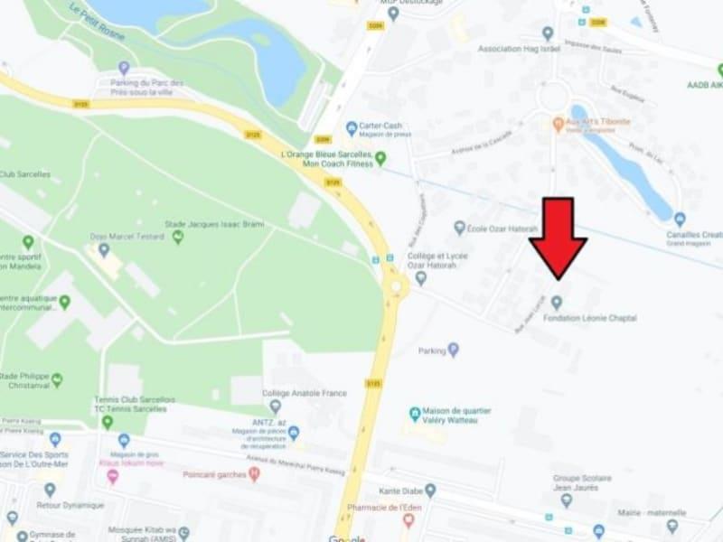 Vente terrain Sarcelles 150000€ - Photo 4