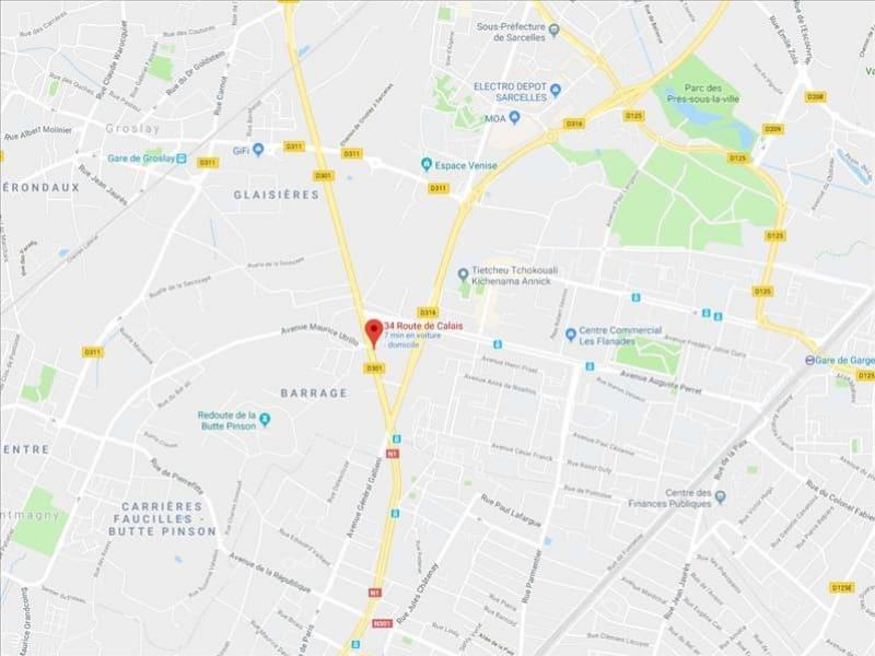Location bureau Sarcelles 250€ HC - Photo 5