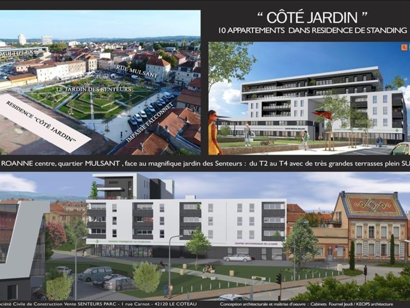 Vente neuf appartement Roanne  - Photo 2