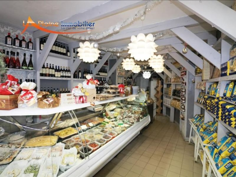 Commercial property sale shop Paris 20ème 90000€ - Picture 2