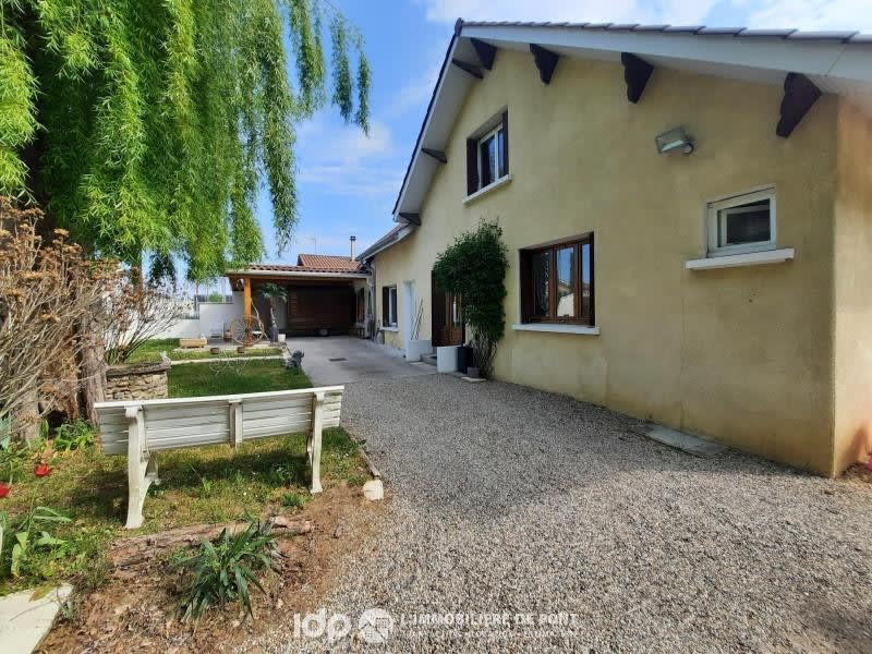 Vente maison / villa Tignieu jameyzieu 375000€ - Photo 11